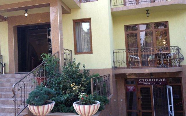 Гостиница Надежда Адлер в Сочи - забронировать гостиницу Надежда Адлер, цены и фото номеров вид на фасад