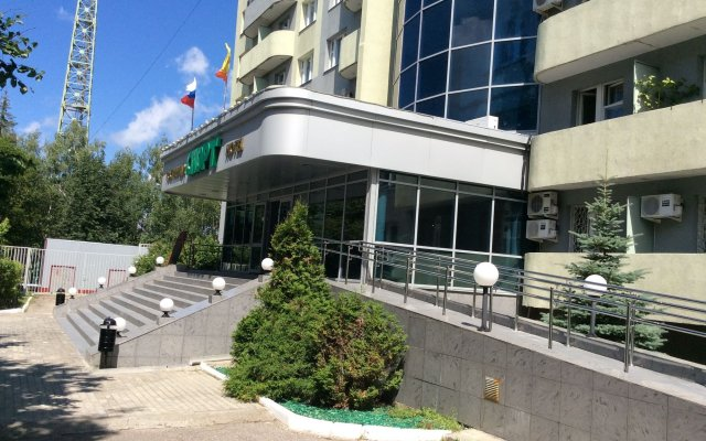 Гостиница АО СОК Спорт