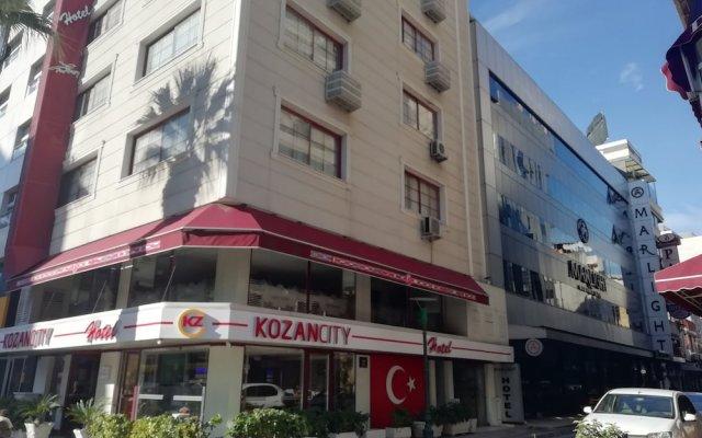 Oglakcioglu Park City Hotel вид на фасад
