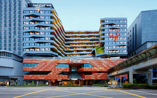 lyf Funan Singapore by Ascott