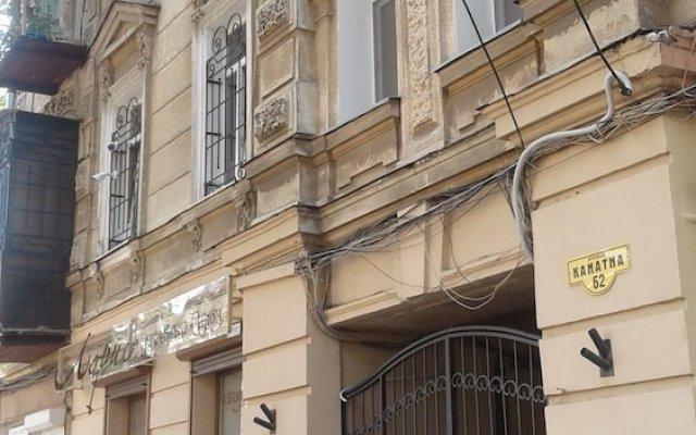 Гостиница TaOl вид на фасад