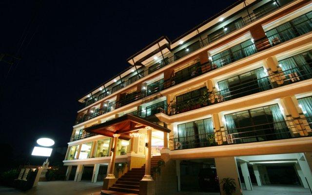 Отель Murraya Residence вид на фасад
