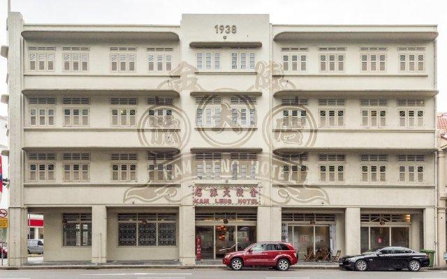 Kam Leng Hotel вид на фасад