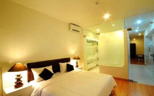 Отель Lucky Residence Suites комната для гостей