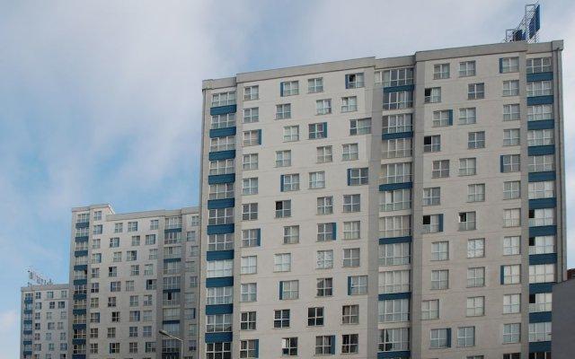 Отель Gold Suite вид на фасад