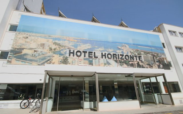 Hotel Amic Horizonte вид на фасад