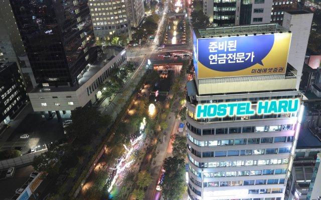 Отель Hostel Haru Южная Корея, Сеул - отзывы, цены и фото номеров - забронировать отель Hostel Haru онлайн вид на фасад