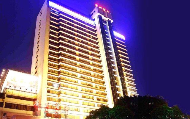 Guangzhou Hotel вид на фасад