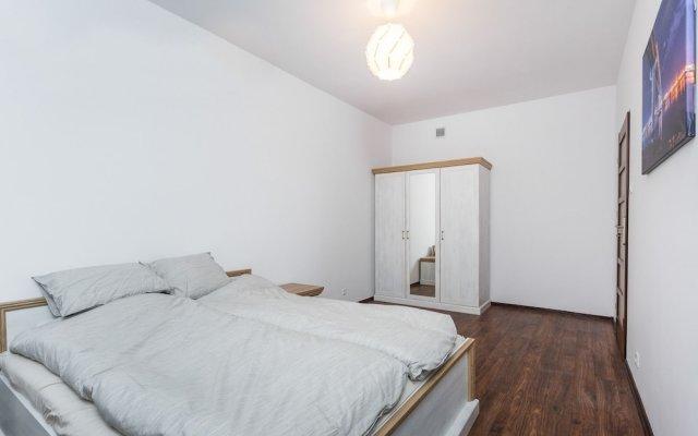 Отель P&O Apartments Plac Wilsona 3 Польша, Варшава - отзывы, цены и фото номеров - забронировать отель P&O Apartments Plac Wilsona 3 онлайн комната для гостей