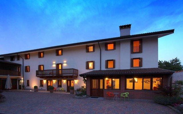 Отель Agriturismo Tonutti Италия, Таваньякко - отзывы, цены и фото номеров - забронировать отель Agriturismo Tonutti онлайн вид на фасад