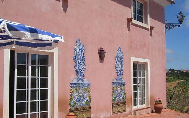 Отель Buganvilia вид на фасад