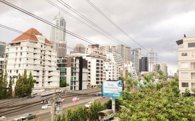 Alt Hotel Nana by UHG вид на фасад