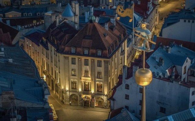Отель Hestia Hotel Barons Эстония, Таллин - - забронировать отель Hestia Hotel Barons, цены и фото номеров вид на фасад