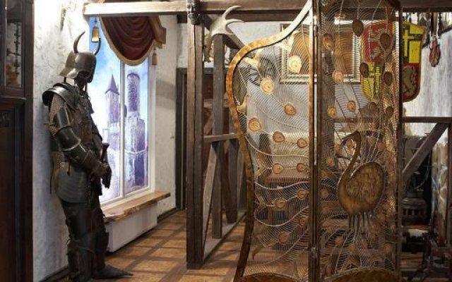 Гостевой Дом Шевалье вид на фасад