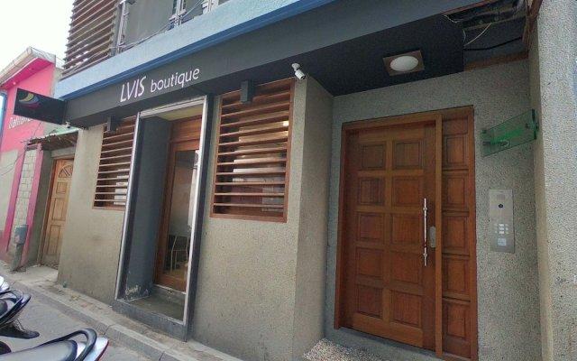 Отель LVIS boutique Мальдивы, Северный атолл Мале - отзывы, цены и фото номеров - забронировать отель LVIS boutique онлайн вид на фасад