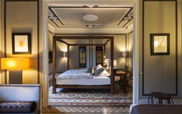 Отель Suiteabcn Барселона комната для гостей