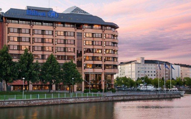 Отель Hilton Helsinki Strand