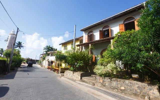 Отель Villa Aurora, Galle Fort Шри-Ланка, Галле - отзывы, цены и фото номеров - забронировать отель Villa Aurora, Galle Fort онлайн вид на фасад