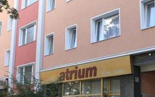Hotel Atrium вид на фасад