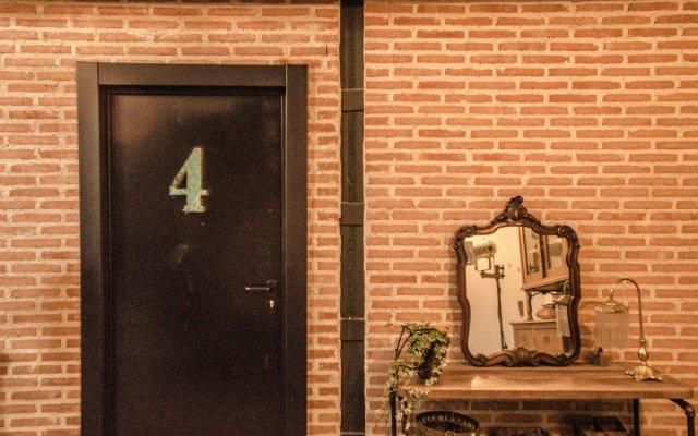 Отель LaNave Испания, Мадрид - отзывы, цены и фото номеров - забронировать отель LaNave онлайн вид на фасад