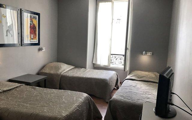 Отель Hostel Meyerbeer Beach Франция, Ницца - отзывы, цены и фото номеров - забронировать отель Hostel Meyerbeer Beach онлайн комната для гостей