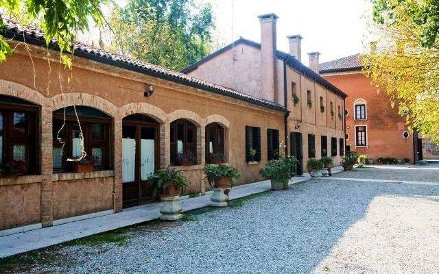 Отель Villa Mocenigo Италия, Мирано - отзывы, цены и фото номеров - забронировать отель Villa Mocenigo онлайн вид на фасад