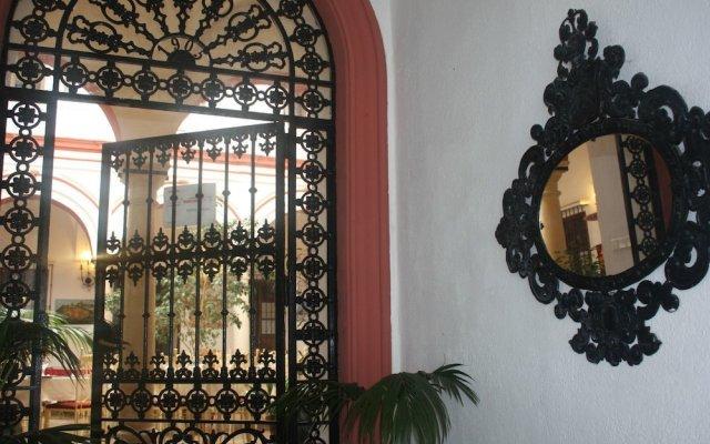 Hotel Marqués de Torresoto вид на фасад