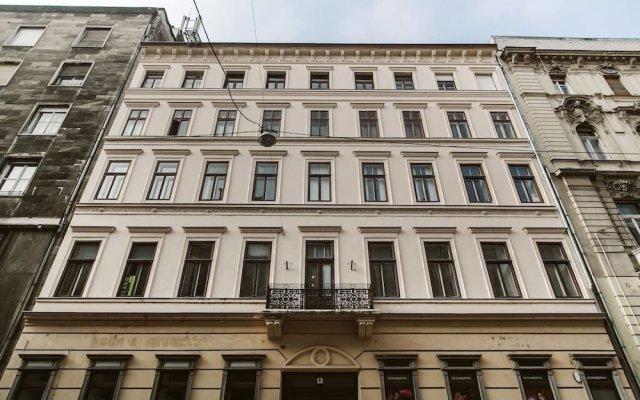 Отель Nador 8 Apartment Венгрия, Будапешт - отзывы, цены и фото номеров - забронировать отель Nador 8 Apartment онлайн вид на фасад