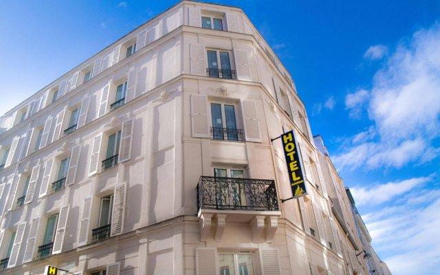 Отель Hôtel Audran вид на фасад