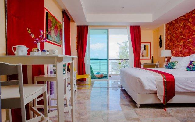 Отель Almali Rawai Beach Residence комната для гостей