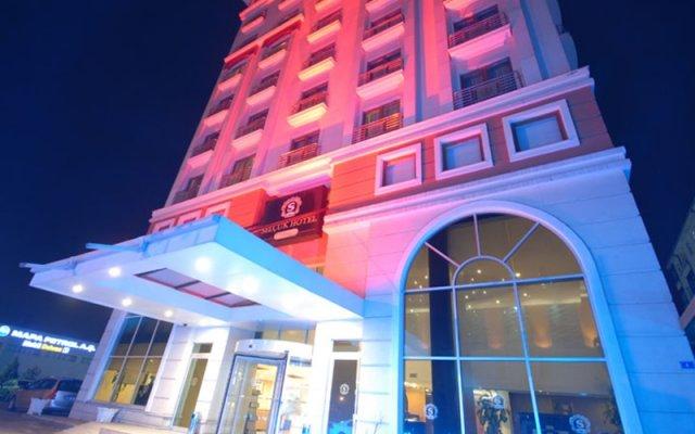 Serace Hotel Турция, Кайсери - отзывы, цены и фото номеров - забронировать отель Serace Hotel онлайн вид на фасад
