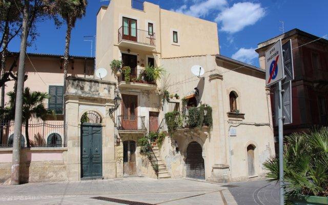 Отель Casa Ines Сиракуза вид на фасад