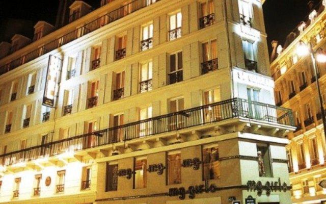 Отель Hôtel Belloy Saint-Germain вид на фасад