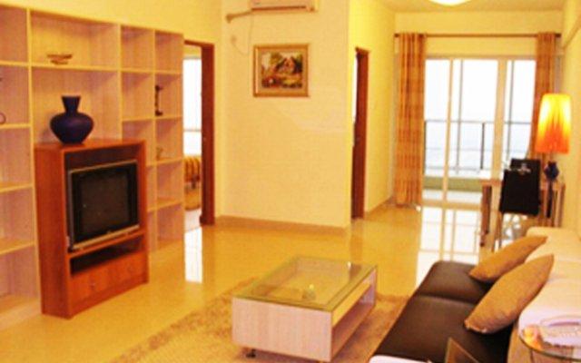 Отель King Tai Service Apartment Китай, Гуанчжоу - отзывы, цены и фото номеров - забронировать отель King Tai Service Apartment онлайн комната для гостей