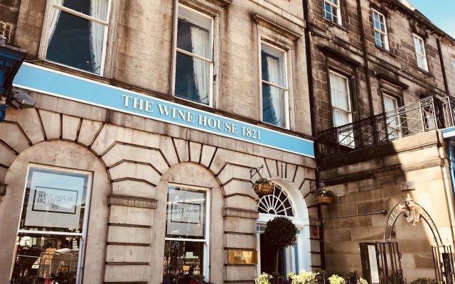 Отель The Wine House 1821 Великобритания, Эдинбург - отзывы, цены и фото номеров - забронировать отель The Wine House 1821 онлайн вид на фасад