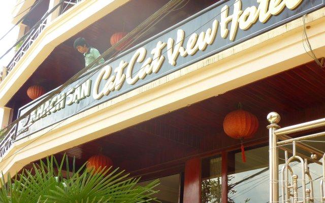 Отель Cat Cat View Вьетнам, Шапа - отзывы, цены и фото номеров - забронировать отель Cat Cat View онлайн вид на фасад