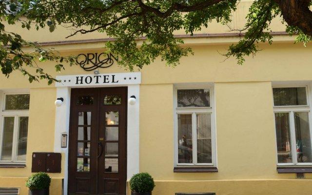 Hotel Orion in Prague, Czech Republic from 73$, photos, reviews - zenhotels.com hotel front
