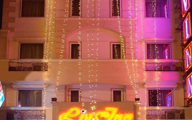 Отель Liv Inn - Naraina Индия, Нью-Дели - отзывы, цены и фото номеров - забронировать отель Liv Inn - Naraina онлайн вид на фасад