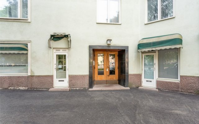 Отель WeHost Harjutori 10 Финляндия, Хельсинки - отзывы, цены и фото номеров - забронировать отель WeHost Harjutori 10 онлайн вид на фасад