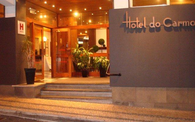 Отель do Carmo Португалия, Фуншал - отзывы, цены и фото номеров - забронировать отель do Carmo онлайн вид на фасад