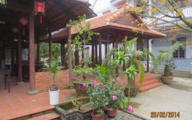 Отель Tra Que Homestay Hoi An вид на фасад