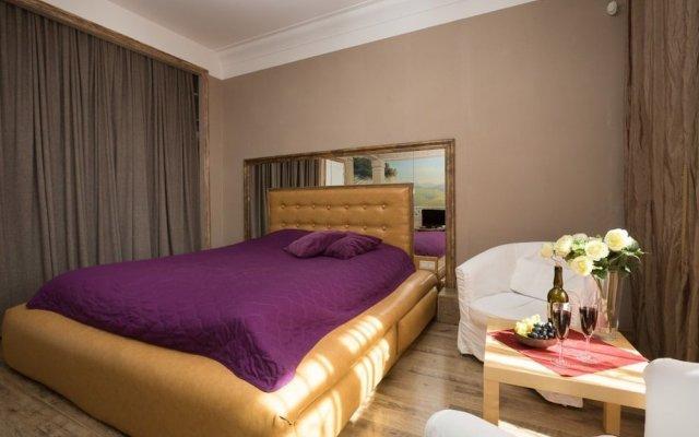 Апартаменты Apartment Etazhy Popova-Malysheva Екатеринбург комната для гостей