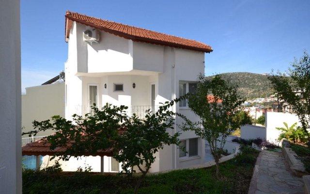White Dream Villas Турция, Калкан - отзывы, цены и фото номеров - забронировать отель White Dream Villas онлайн вид на фасад