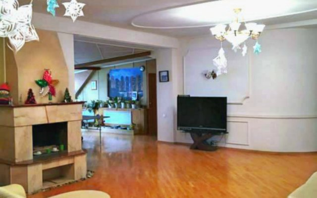Hostel Kamin комната для гостей