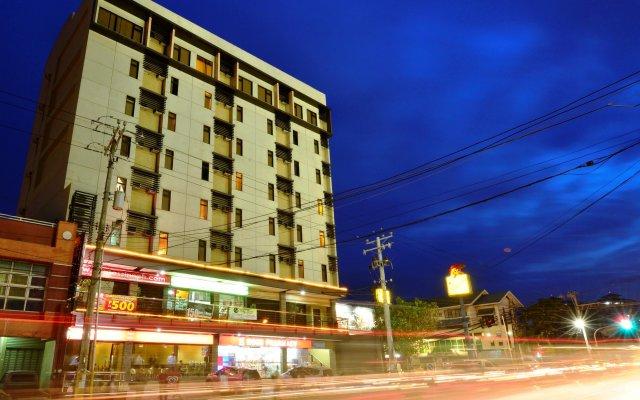 Отель Express Inn Cebu вид на фасад