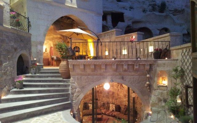 Elika Cave Suites Турция, Ургуп - отзывы, цены и фото номеров - забронировать отель Elika Cave Suites онлайн вид на фасад