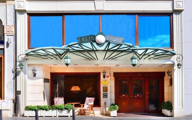 Pera Rose Hotel - Special Class вид на фасад