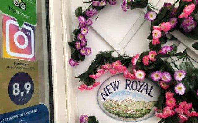 Отель New Royal Италия, Аджерола - отзывы, цены и фото номеров - забронировать отель New Royal онлайн вид на фасад