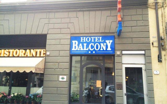 Отель Balcony Италия, Флоренция - отзывы, цены и фото номеров - забронировать отель Balcony онлайн вид на фасад