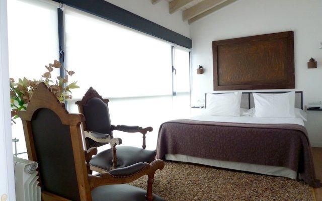 Отель Las Villas de Cué - Villa 6 Superior комната для гостей